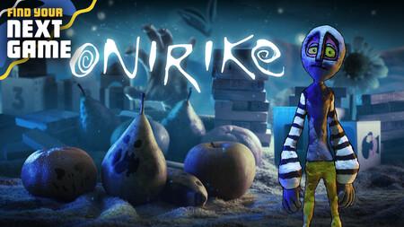 Perderse en el mundo de los sueños para no caer en el olvido, así es Onirike, una curiosa aventura de puzles y plataformas