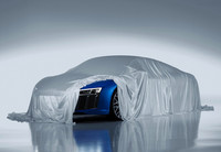 El Audi R8 guiña un ojo (láser) previo al Salón de Ginebra