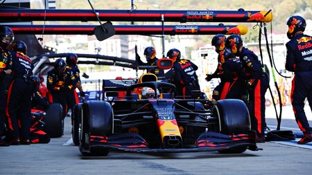 Verstappen Rusia F1 2020