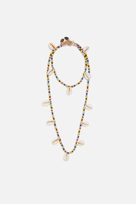 Collar Conchas Zara 2