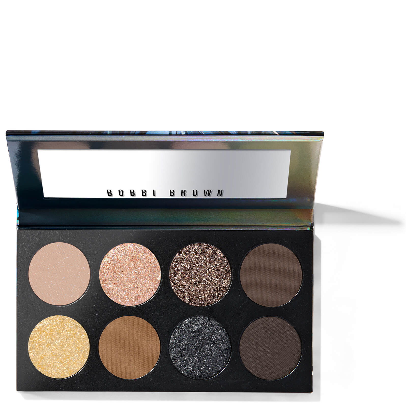 Bobbi Brown Eye Shadow Palette Smokey & Metals