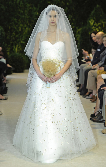 Carolina Herrera vestido novia