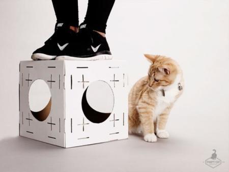 Construye Tu Mismo Casa Juegos Gato Poopy Cat 7