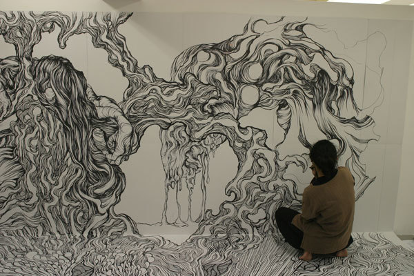 Foto de Psychedelic room, una habitación para no dormir (2/7)
