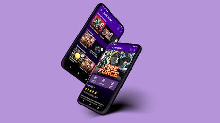Funimation ya tiene app en Android en México: anime doblado y subtitulado con cinco dispositivos simultáneos para cuentas premium