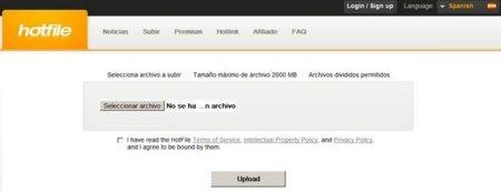 Los archivos más descargados de Hotfile son software libre y no películas o música