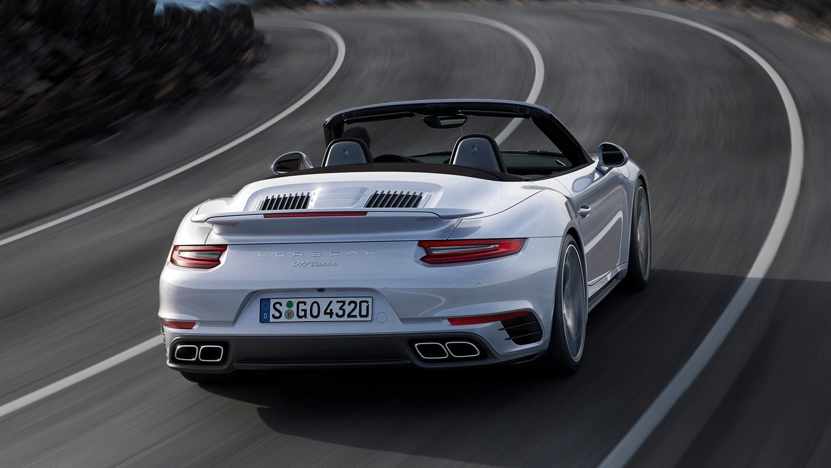 Porsche 911 turbo 2017 8 10