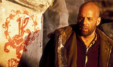 """Terry Gilliam no quería a Bruce Willis en '12 monos': """"Odiaba esa boca a lo Trump que hace. Es como estar mirando un agujero del culo"""""""