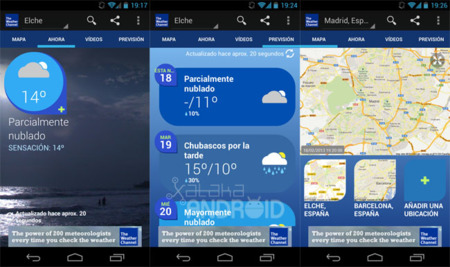 The Weather Channel 4.0 para Android