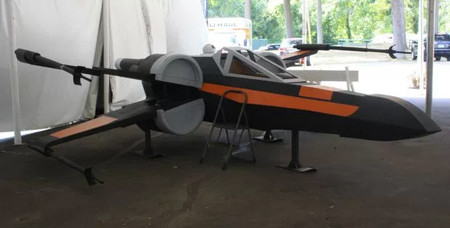 X Wing Replica