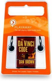 Playaway, el audiolibro individual