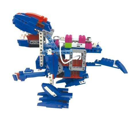 Robot Interactivo De Dinosaurio Para Montar