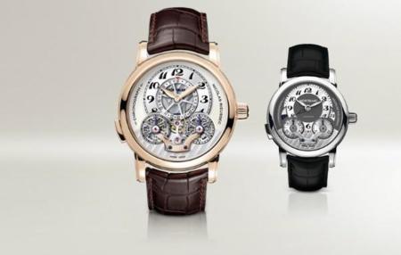 Montblanc Nicolas Rieussec Rising Hours, un reloj de lujo para regalar en San Valentín