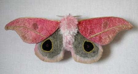 esculturas insecto de Yumi Okita