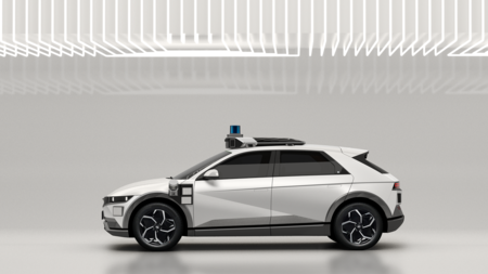 Hyundai Ioniq 5 Robotaxi 2023 006