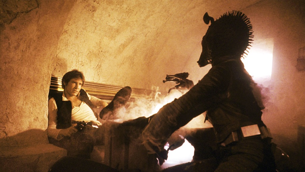 Who fired first? Disney+ once again changed the scene of Han Solo and Greedo in Episode IV of Star Wars