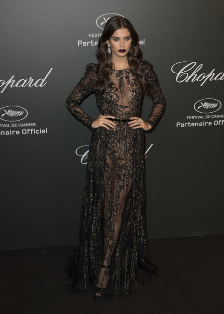 Fiesta Chopard Cannes Looks Celebrity 2017 9