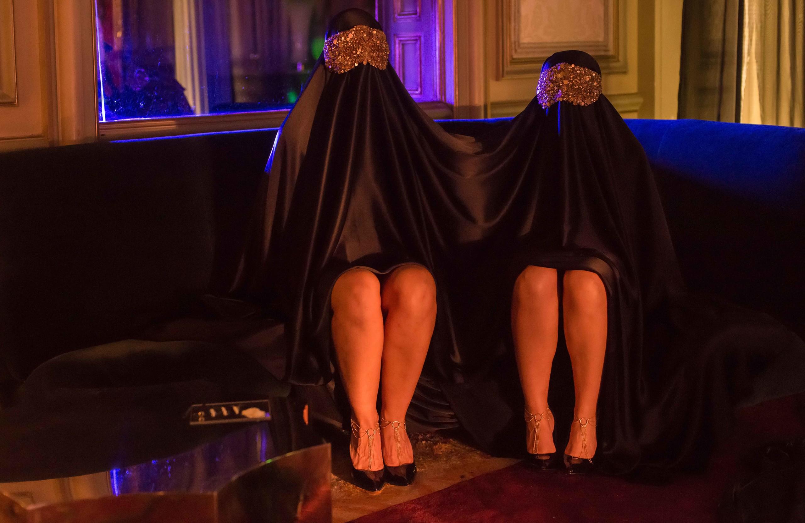 Foto de 'Instinto': imágenes de la serie erótica de Movistar liderada por Mario Casas (8/18)