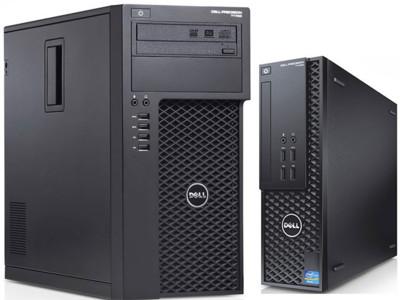 La estación de trabajo más pequeña de Dell es la Precision T1700