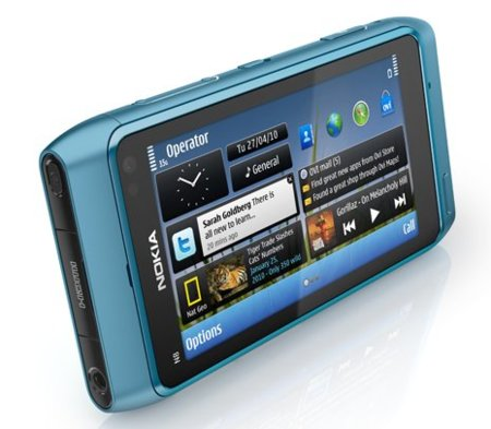Nokia N8 se presenta de forma oficial al competitivo precio de 370 euros