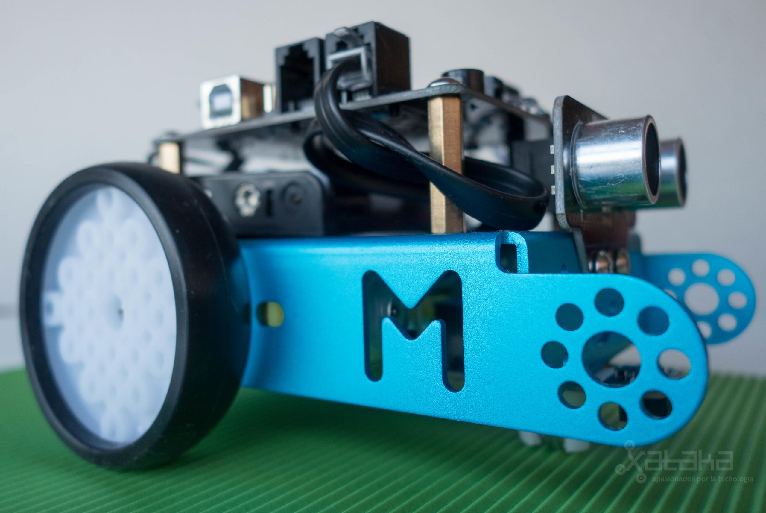 Foto de SPC-Makeblock mBot, análisis (14/38)