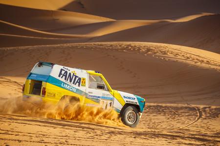 Nissan Patrol Fanta Limón