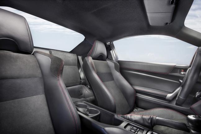 gt86 interior