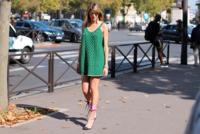 Street Style Semana de la Moda de París: c'est fini