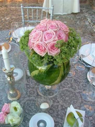 Workshop centro de rosas