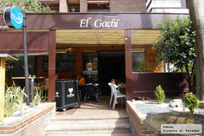 Buenos arroces en Madrid, restaurante El Garbí