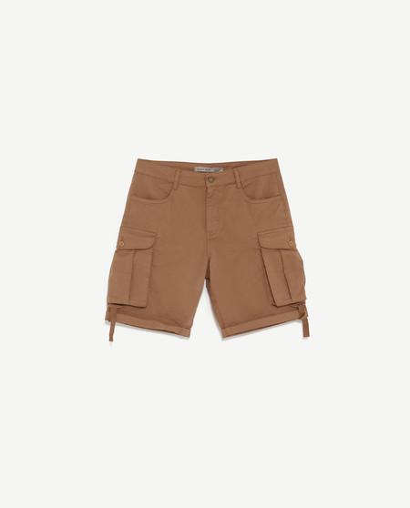 Tendencias Pantalones Bermudas Cargo Primavera Verano 2017