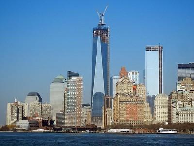 Contempla las vistas en 360º desde el One World Trade Center, el edificio más alto de Nueva York (y de EEUU)