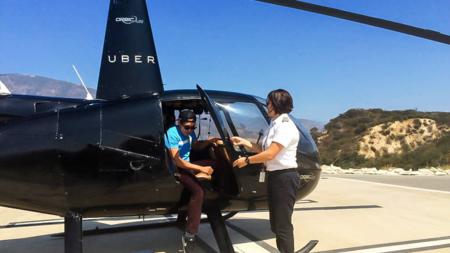 """¿Qué """"locuras"""" está haciendo Uber para ganar notoriedad?"""