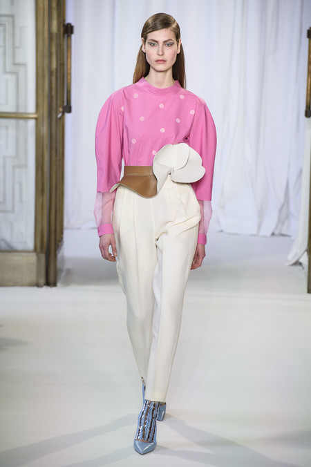 delpozo semana moda londres desfile london fashion week