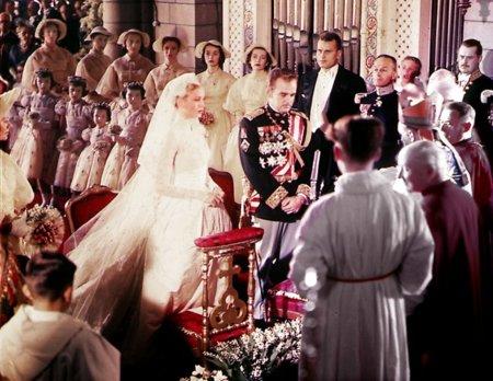 Vestido de novia Grace Kelly en su Boda Real en Mónaco