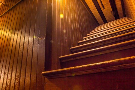 Staircase To Ceiling 2