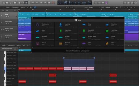Logic Pro X se actualiza: la versión 10.2 integra el sintetizador Alchemy