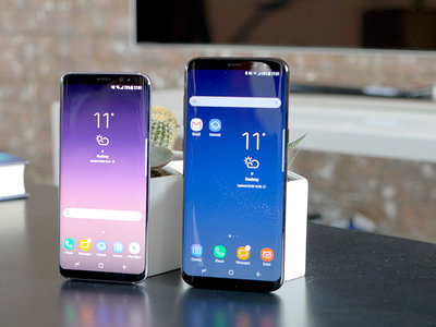 Samsung Galaxy S8: estos son sus datos oficiales de autonomía comparados con los Galaxy S7