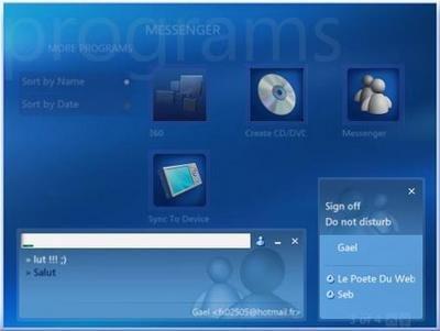 Patente de Microsoft de un sistema de chat en televisores