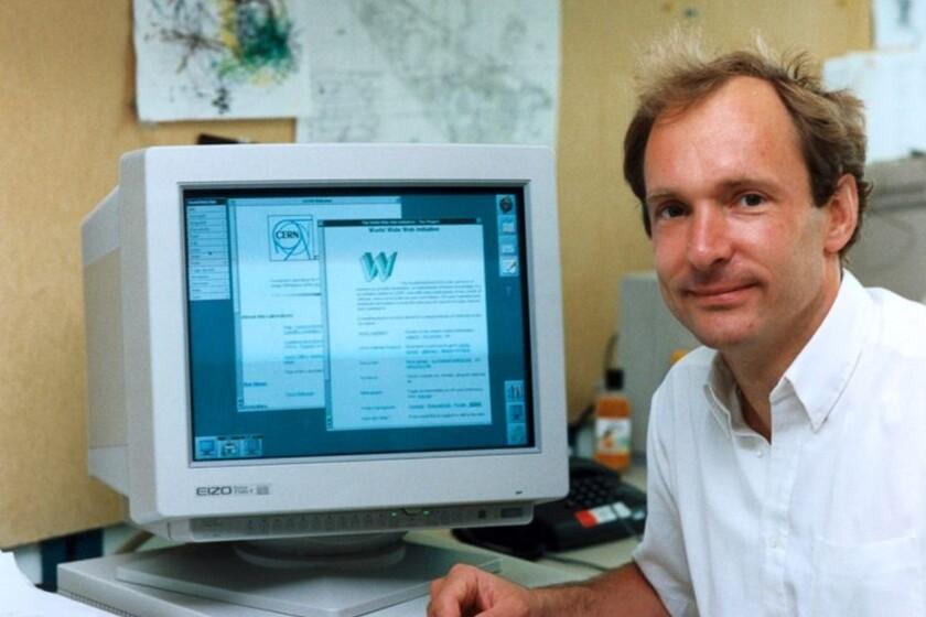 """Tim Berners-Lee subastará el código original de la World Wide Web como un NFT con su """"autógrafo digital"""""""