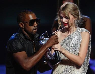 A Kanye West le hacen un Taylor Swift: ¡qué pécora es el karma!