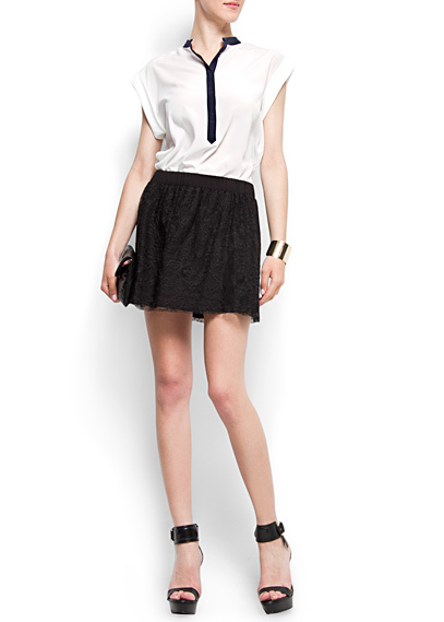 Minifalda MAngo