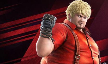 Tekken 6 - Bob