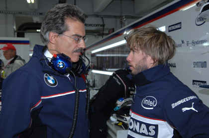 Theissen no quiso complicarse la vida con Alonso