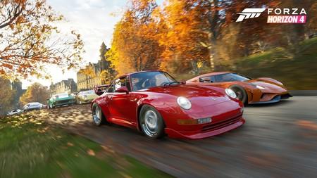 La descarga de Forza Horizon 4 en PC comienza por error tres meses antes de su lanzamiento y se filtra su lista de vehículos