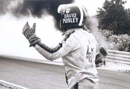 Gran Premio de Holanda de 1973. Uno de los momentos más tristes de la Fórmula 1