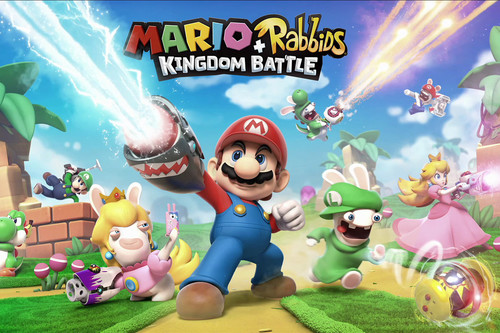 Análisis de Mario + Rabbids: Kingdom Battle, la combinación más divertida y desafiante entre ambos universos