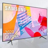 Cyber Monday 2020: en eBay tienes la Samsung QE43Q60T con panel QLED más barata que nunca, por sólo 429,99 euros con este cupón