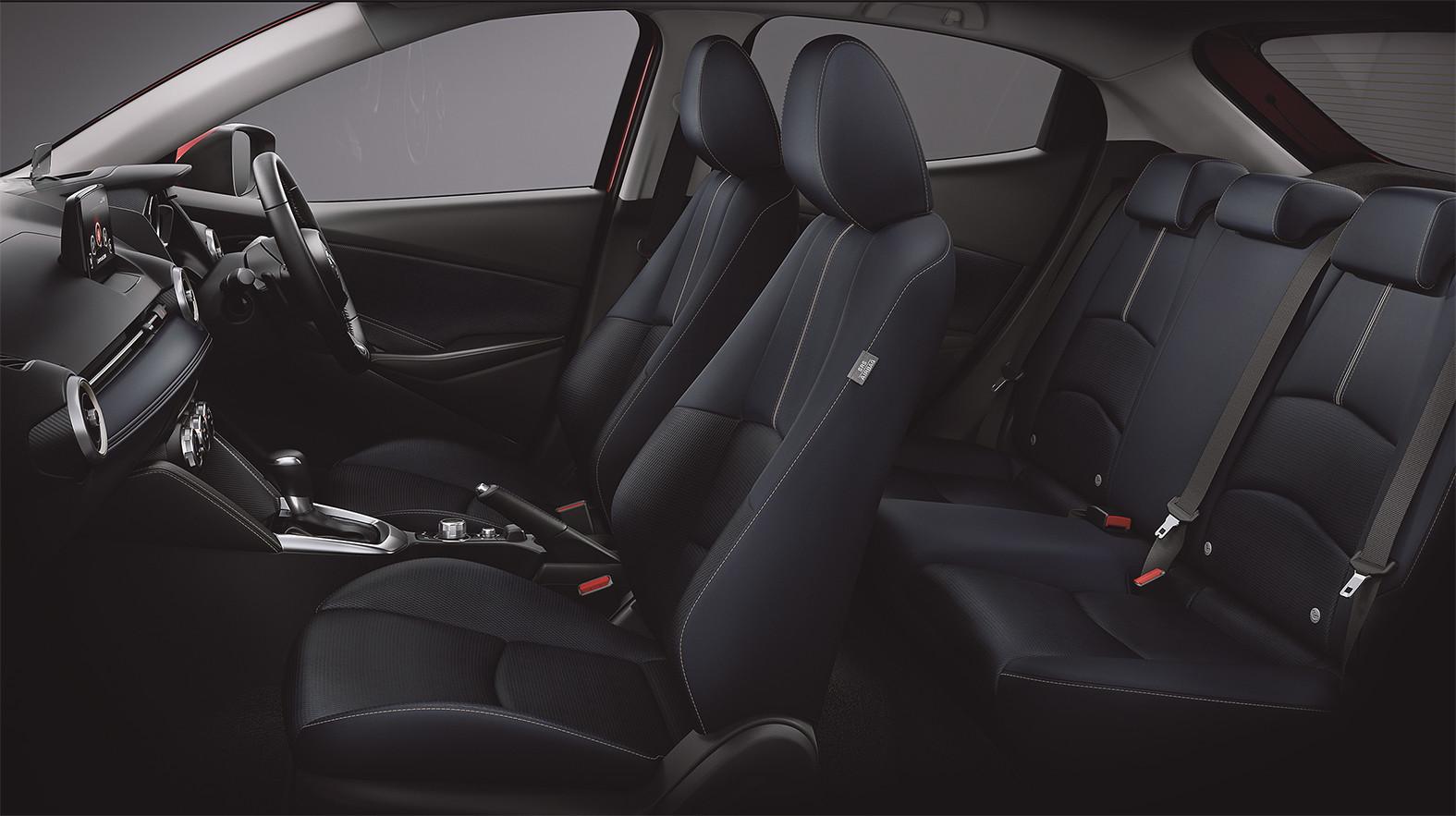 Foto de Mazda 2 2020 (28/31)