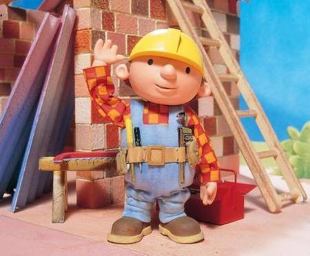 Bob el constructor, juego de albañilería